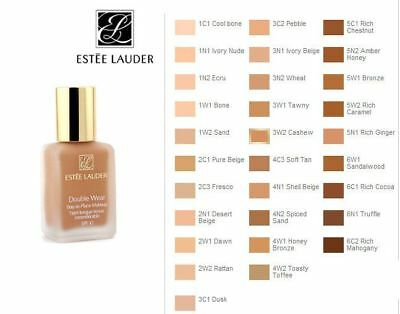 Estee Lauder Double Wear Stay-In-Place Makeup 1 FL OZ ~Unboxed~ Choose Your Shad