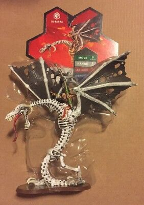 Heroscape Orm's Return Heroes of Laur Su-Bak-Na Hero w/ Card Unplayed New 2005!