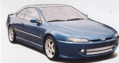 Seitenschweller / side skirts Peugeot 406 COUPE (PP 25068)