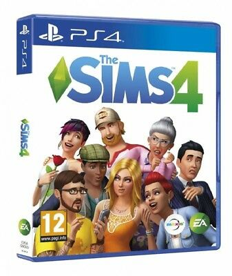 The Sims 4 (PS4) NEW *free post from Sydney*