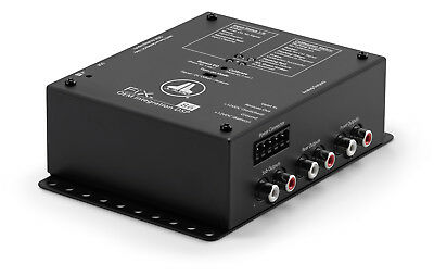 JL AUDIO DSP-Serie FIX 86 OEM Interface Digital Equalizer mit Laufzeitkorrektur