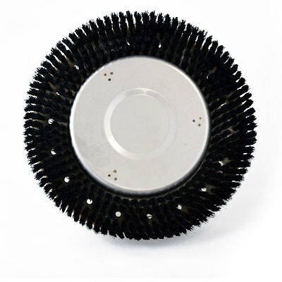 "MALISH 15"" SPINSAFE CARPET BRUSH w/NP-9200 PLATE (fits most 17"" machines)"