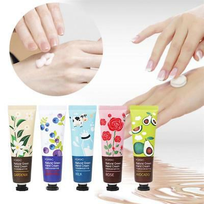 30g Cute Hand Cream Mini Hand Lotions Nourishing Anti-Aging Hand Feet Care Cream