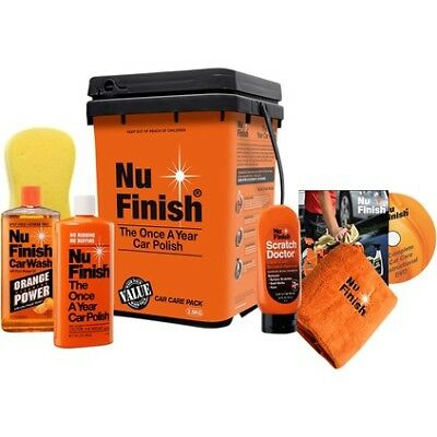 NuFinish Once a Year Kit