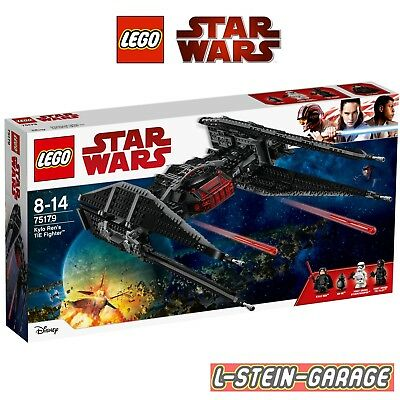 LEGO® Star Wars 75179 Kylo Ren's TIE Fighter™ Neu & OVP