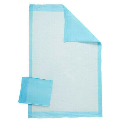 "2 CASES! 300Total! Disposable Underpads Absorbent Fluff Chux 23"" x36"" Free SHIP!"