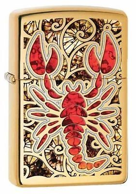 BRIQUET ZIPPO ESSENCE NEUF - SCORPION ( Original , Tempete , Collection )