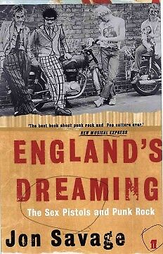 England's Dreaming - Sex Pistols and Punk Rock-NEW-9780571227204 by Savage, Jon