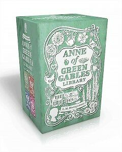 Anne of Green Gables Library - Anne of Green Ga...-NEW-9781481409339 by Montgome