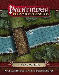 Pathfinder Flip-Mat Classics: River Crossing - ...-NEW-9781601258472 by Macourek