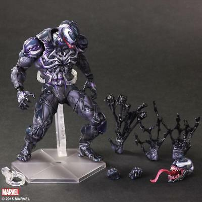 Venom  The Amazing Spiderman  Action Figure Marvel Collection Model