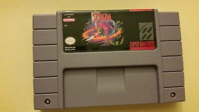 The Legend Of Zelda Goddess of Wisdom - SNES Super Nintendo