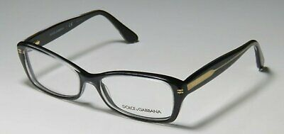 e52c5e99faf DOLCE   GABBANA Eyeglasses DG 3176 2771 Black 52mm With Case ...