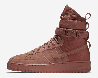 check out 47f83 0d58d 864024-204 MENS NIKE Sf Air Force 1 Shoe Dusty Peach new! - 89.95   PicClick