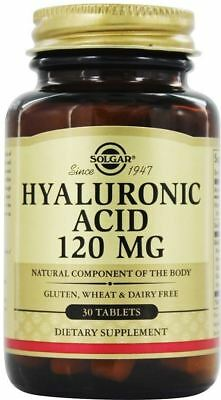 Hyaluronic Acid, Solgar, 30 Tablet 120 mg