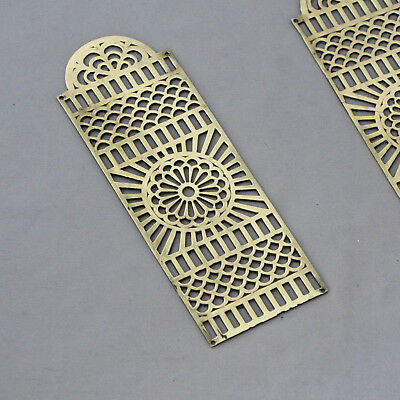 Antique Victorian Finger Plates