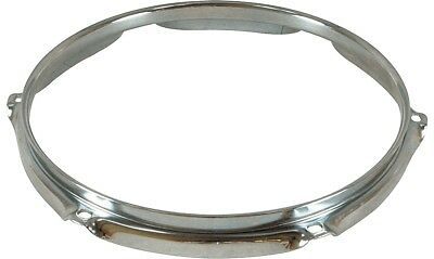 Gibraltar Chrome Tom Drum Hoop 10 in. 6-Lug