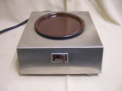 Stainless Steel Thermatic J-80B commercial restaurant Coffee Pot Decanter Warmer