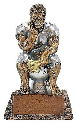 MONSTER on TOILET BOWL Trophy / FFL Last Place Loser (99310) by DECADE AWARDS