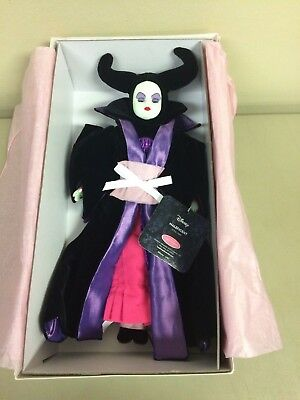 NEW  Madame Alexander Disney Villains Maleficent doll 10''  #42625 snow white