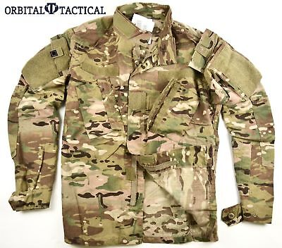 New USGI Army Multicam FR Flame Resistant FR OCP Shirt MR Medium Regular