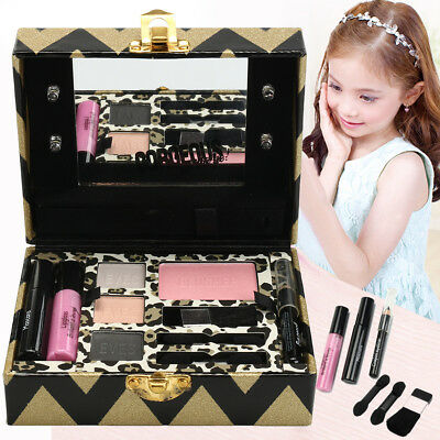 1 Set BEAUTY MAKE UP DRESS-UP COSMETIC DRESSING SET KIDS GIRL PRETEND PLAY TOY