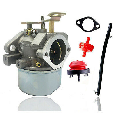Carburetor Kit for Tecumseh HMSK80 HMSK90 8hp 9hp 10hp LH318SA Snow Blower Carb