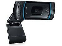 Logitech 960-000684 E-960-000684 960-000598 960-000641 Webcam B910 HD USB ~E~