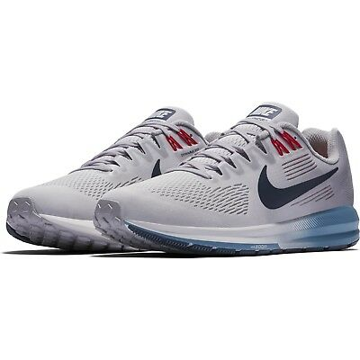 Nike Air Zoom Structure 21 blau//grau 904695-404
