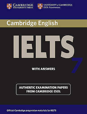 Cambridge Ielts 7 Student's Book with Answers (IELTS Practice Tests)
