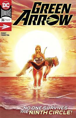 Green Arrow #36 Dc Comics Nm
