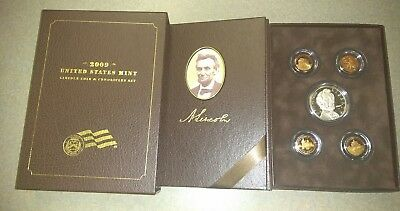 2009 Abraham Lincoln Coin & Chronicles Set (702)