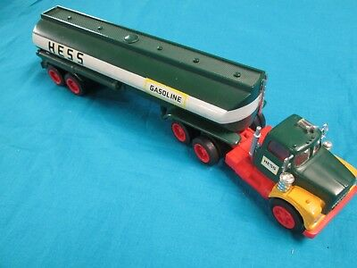 1972 Hess Truck Restored to Excellent Condition with Working Lights