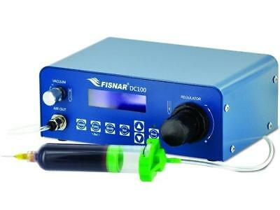 FIS-DC100 Digital dispenser Operating modes continuous interrupted DC100 FISNAR