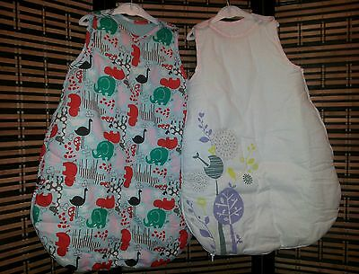 Baby Sleeping Bags/Sleepsacks - Safari/Nature