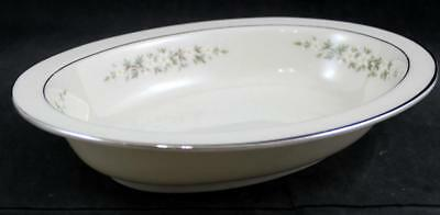 Lenox China BROOKDALE Oval Vegetable Bowl H500 GREAT CONDITION