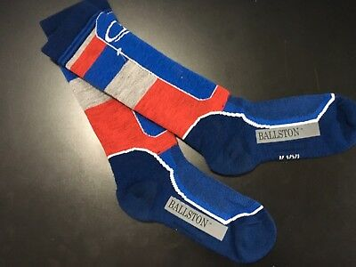 NWT Icebreaker kids Merino Wool winter Long Socks skiing, snow, sledding 3 pairs
