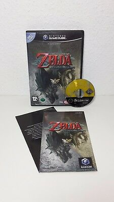 "Nintendo Gamecube Spiel "" The Legend of Zelda Twilight Princess """