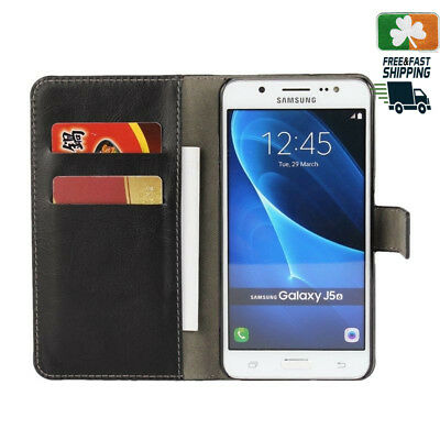 Brand New PU Leather wallet Case Cover For Samsung Galaxy J5 2016