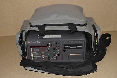 Bmi Powerprofiler Model 3060 W/ Bag & Many Accessories