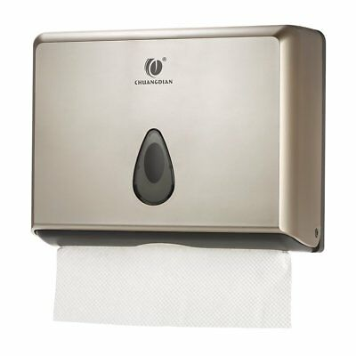 Anself CHUANGDIAN Wall-mounted Commercial Multifold Paper Towel Dispenser