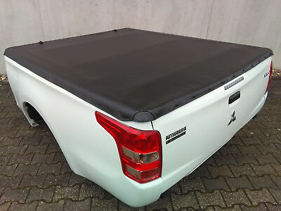FIAT FULLBACK LADERAUMABDECKUNG DOUBLE-CAB/EXTENDED-CAB anstl.HARDTOP ab 2016-->