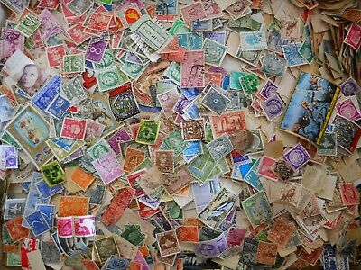 Lot of Vintage Antique International Postage Stamps Worldwide Global European
