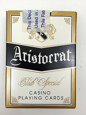Aristocrat Playing Cards - Art of Play