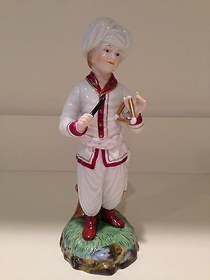 Hochst Triangle Player Figurine Made In Germany New