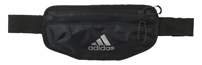 adidas RUN WAISTBAG Bum Bag, Unisex, Black, NS