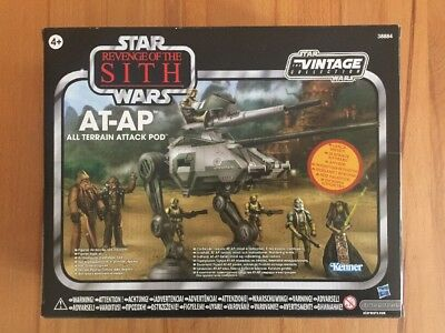 STAR WARS - The Vintage Collection - AT-AP - Hasbro - MISB - 2012