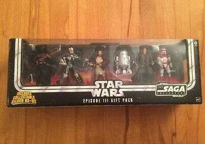 STAR WARS - Saga Collection - EPISODE III GIFT PACK - Hasbro - MISB - 2006