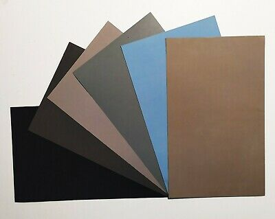 "WET DRY SANDPAPER(5.5""x9"") 12pcs - 2Each 1500,2000,2500,3000,4000,5000Grit"