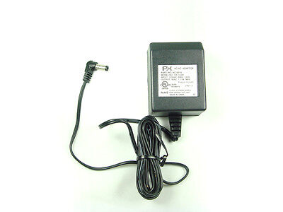 PHC 9 Volt AC Adapter, AC-to-AC Power Supply, Wall Plug, 1 Amp, 9VAC Transformer